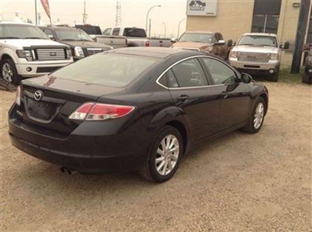 2013 mazda mazda6 gs fuel efficient power options low payments edmonton alberta used car for. Black Bedroom Furniture Sets. Home Design Ideas