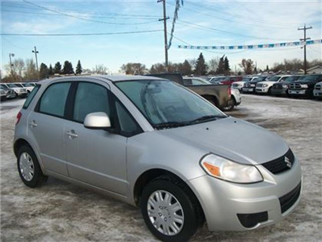 2011 SUZUKI SX4 JA   Very Low Payments   Power Options in Edmonton, Alberta