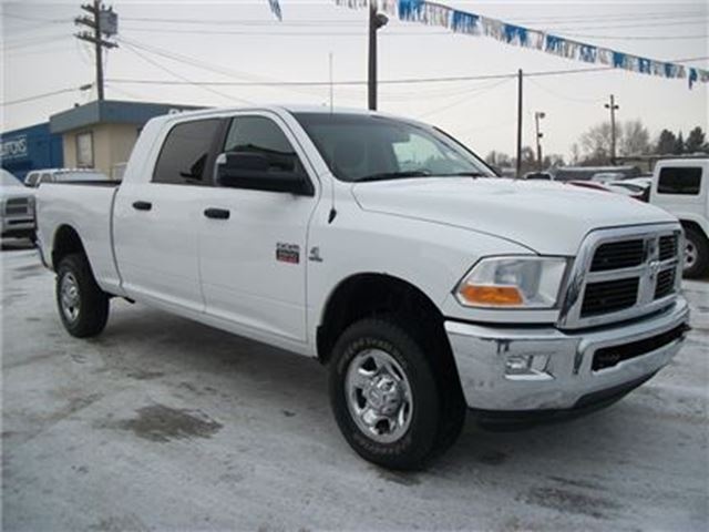 2012 dodge ram 3500 slt diesel cummins power options. Black Bedroom Furniture Sets. Home Design Ideas