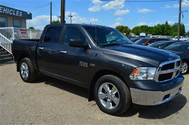 2014 dodge ram 1500 slt 5 7l v8 hemi high tow capacity edmonton alberta used car for sale. Black Bedroom Furniture Sets. Home Design Ideas
