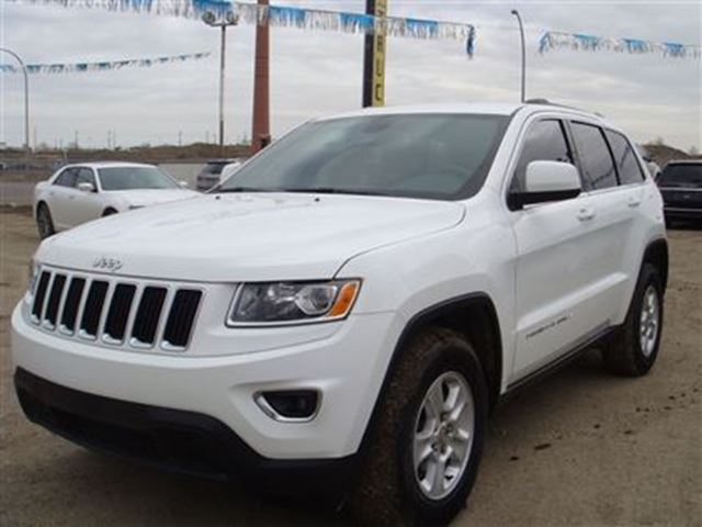 2015 jeep grand cherokee laredo edmonton alberta used car for sale 2296582. Black Bedroom Furniture Sets. Home Design Ideas