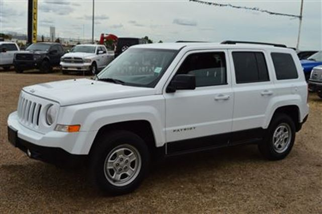 2014 Jeep Patriot North Edition 4X4 Power Options ...
