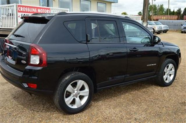 used 2014 jeep compass i 4 cy north edition leather power. Black Bedroom Furniture Sets. Home Design Ideas