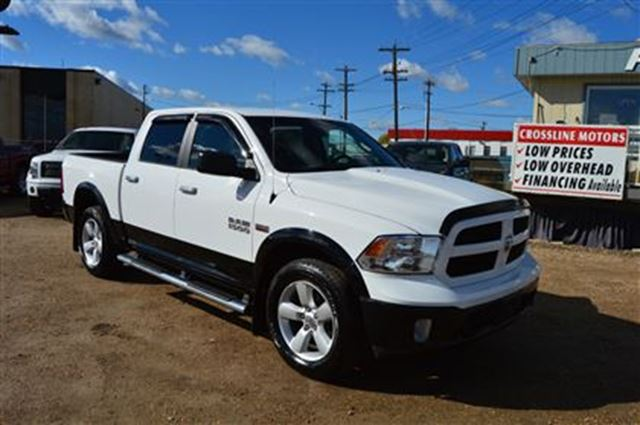 2014 dodge ram 1500 outdoorsmen 5 7l v8 hemi power options. Black Bedroom Furniture Sets. Home Design Ideas