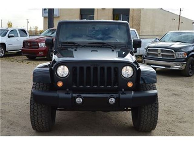2014 Jeep Wrangler Unlimited Sahara Easy Financing Autos Post