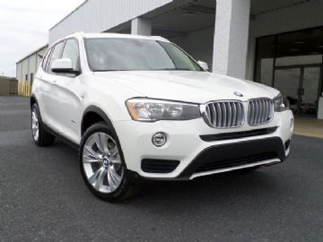 2016 bmw x3 mississauga ontario used car for sale 2297274. Black Bedroom Furniture Sets. Home Design Ideas