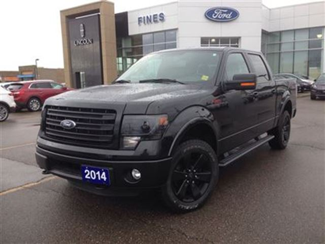 2014 Fx4 With Appearance Pkg For Sale Autos Post