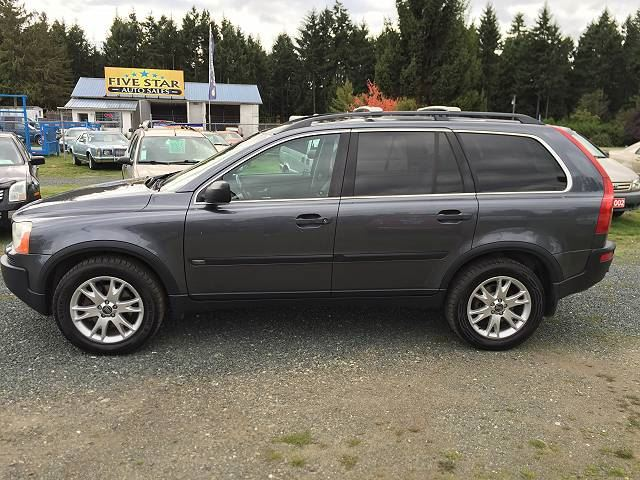 used 2005 volvo xc90 t6 awd twin turbo parksville. Black Bedroom Furniture Sets. Home Design Ideas