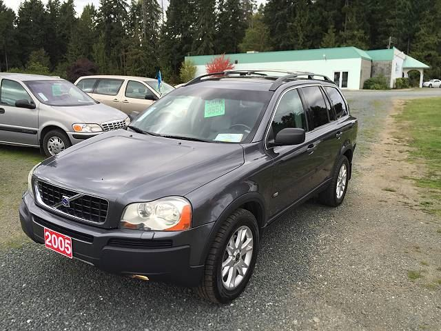 2005 volvo xc90 t6 awd twin turbo parksville british columbia used car for sale 2297688. Black Bedroom Furniture Sets. Home Design Ideas