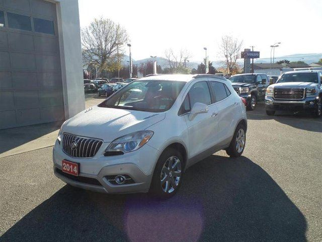 2014 BUICK ENCORE Premium in Kelowna, British Columbia
