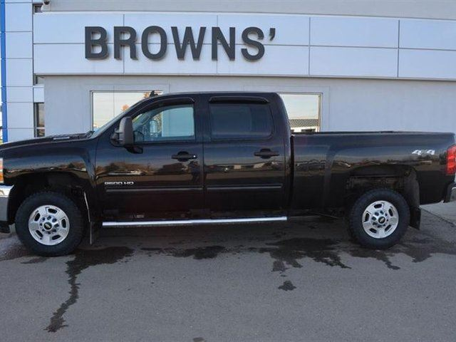2011 CHEVROLET SILVERADO 2500  LT in Dawson Creek, British Columbia