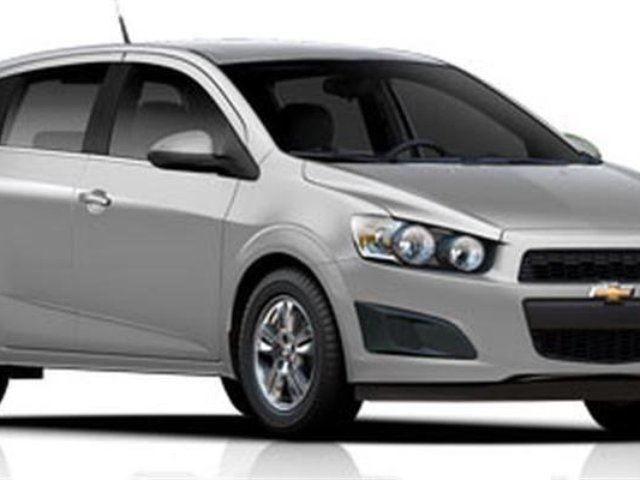 2012 CHEVROLET SONIC LT in Dawson Creek, British Columbia
