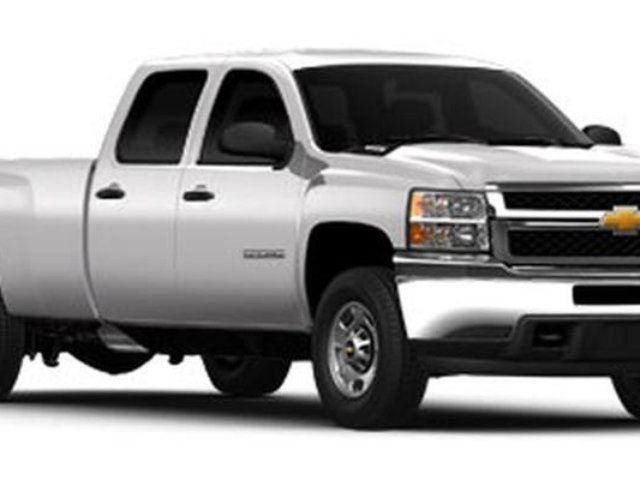 2013 CHEVROLET SILVERADO 3500  LTZ in Dawson Creek, British Columbia