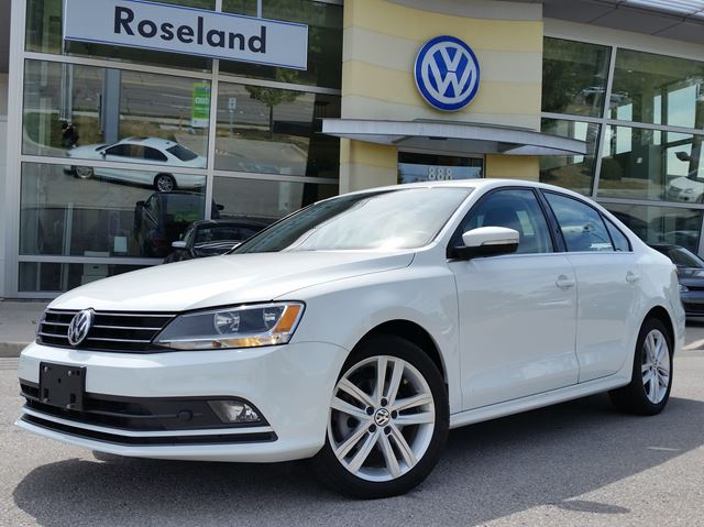 2015 volkswagen jetta 2 0 tdi highline white roseland motors limited. Black Bedroom Furniture Sets. Home Design Ideas