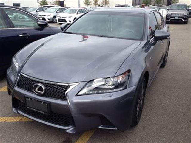 2013 lexus gs 350 awd grey northwest toyota. Black Bedroom Furniture Sets. Home Design Ideas