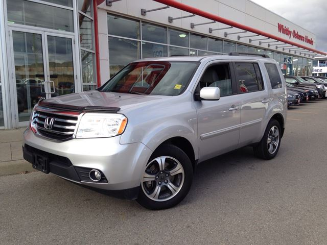 2015 honda pilot whitby ontario used car for sale 2298952. Black Bedroom Furniture Sets. Home Design Ideas