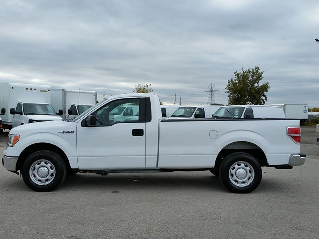 2014 ford f 150 xl rwd london ontario used car for sale 2299275. Black Bedroom Furniture Sets. Home Design Ideas