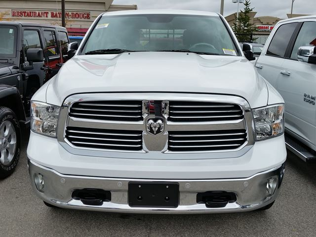 2016 dodge ram 1500 big horn 4x4 vaughan ontario car for sale 2299439. Black Bedroom Furniture Sets. Home Design Ideas