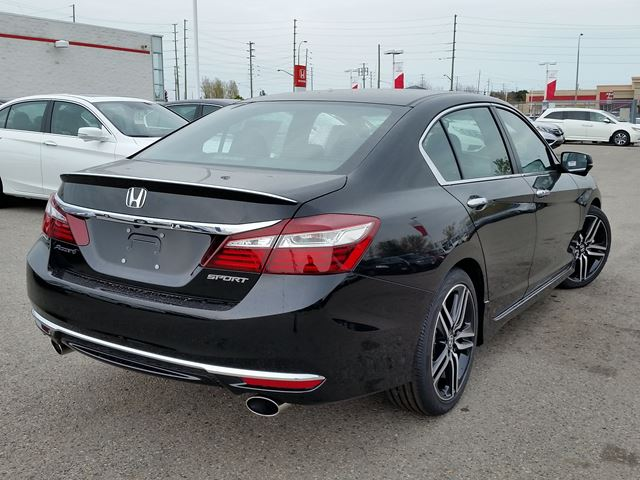2016 honda accord sport whitby ontario car for sale 2299822. Black Bedroom Furniture Sets. Home Design Ideas
