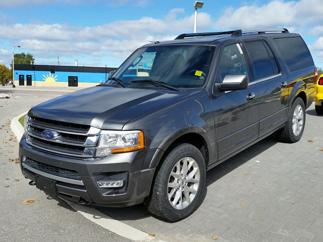 2016 ford expedition limited orillia ontario new car for sale 2299869. Black Bedroom Furniture Sets. Home Design Ideas