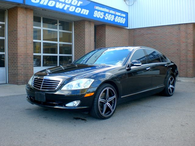 2008 mercedes benz s class s550 amg rwd panoramic roof for Mercedes benz 2008 s550 for sale