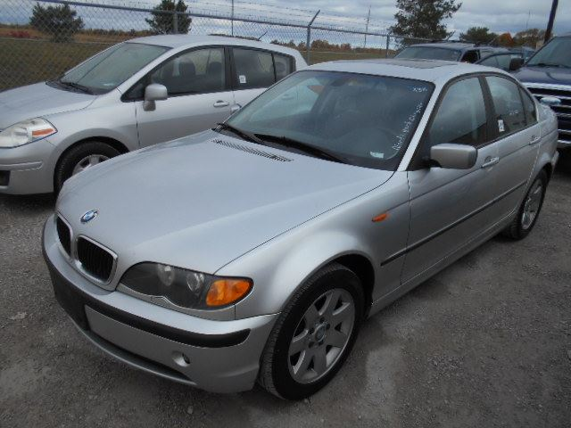2003 Bmw 325i Slv North Toronto Auction Wheels Ca
