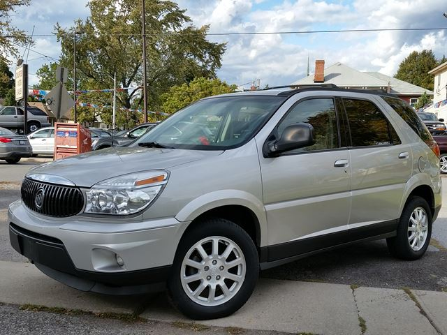 2006 buick rendezvous cx st catharines ontario used car. Black Bedroom Furniture Sets. Home Design Ideas