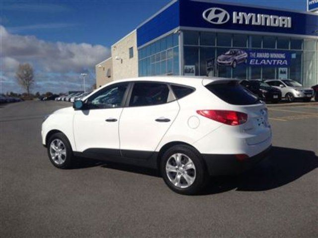 2015 hyundai tucson gl awd belleville ontario used car. Black Bedroom Furniture Sets. Home Design Ideas