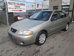 2002 Nissan Sentra XE,128 000 KM,AUTOMATIQUE,AIR CLIMATIS?,TR?S PROPR in Montreal, Quebec