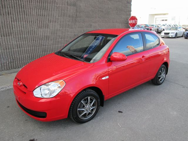 2009 hyundai accent l gatineau quebec used car for sale. Black Bedroom Furniture Sets. Home Design Ideas