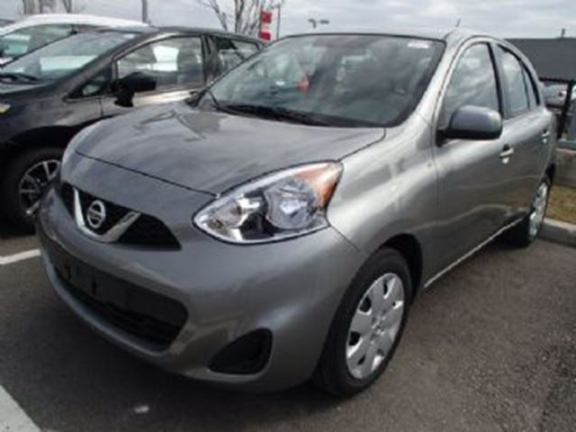 2015 nissan micra mississauga ontario used car for sale 2301942. Black Bedroom Furniture Sets. Home Design Ideas