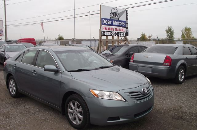 2008 toyota camry le mississauga ontario used car for. Black Bedroom Furniture Sets. Home Design Ideas