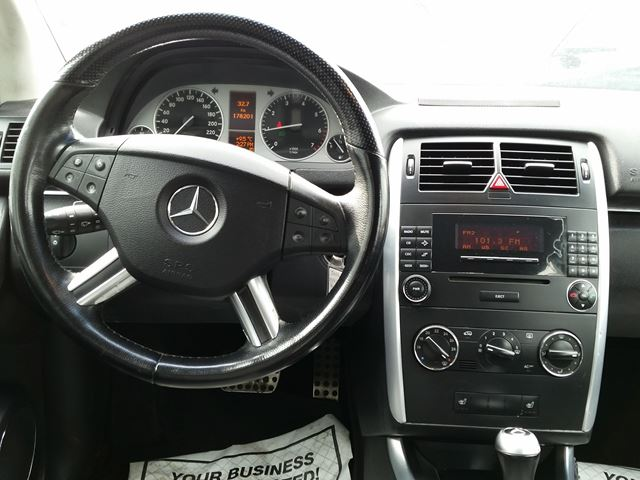 2006 mercedes benz b class turbo brampton ontario car for sale 2301777. Black Bedroom Furniture Sets. Home Design Ideas