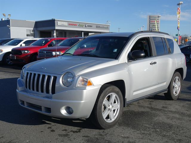 2008 Jeep Compass Sport Unknown Willowbrook Chrysler