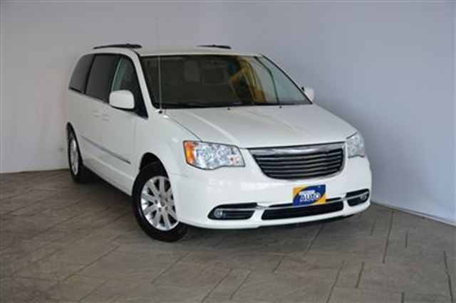 2013 chrysler town and country with dual power slidings doors power. Cars Review. Best American Auto & Cars Review