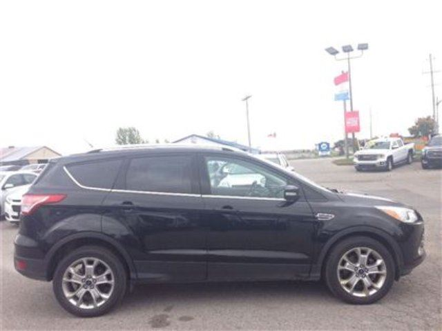 used 2015 ford escape titanium port perry. Black Bedroom Furniture Sets. Home Design Ideas