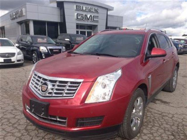 2014 cadillac srx luxury port perry ontario car for sale 2303052. Black Bedroom Furniture Sets. Home Design Ideas