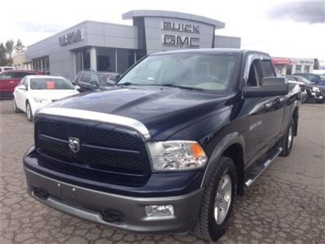 2012 dodge ram 1500 outdoorsman port perry ontario used car for. Cars Review. Best American Auto & Cars Review