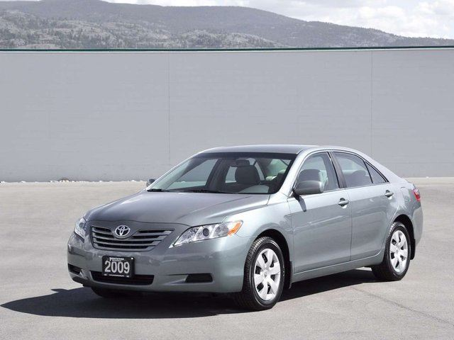 2009 toyota camry le w convenience package kelowna. Black Bedroom Furniture Sets. Home Design Ideas