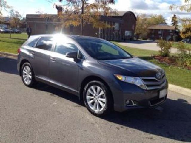 2015 toyota venza fwd mississauga ontario used car for sale 2304434. Black Bedroom Furniture Sets. Home Design Ideas