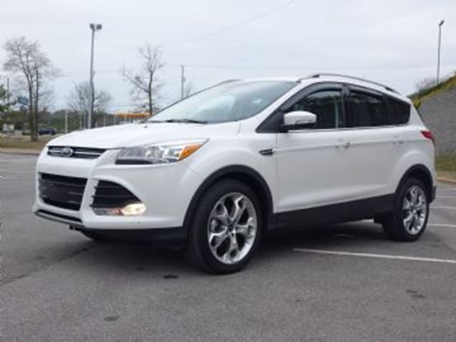 2015 ford escape 4wd titanium w tech pack navi sony sound pearl white lease busters. Black Bedroom Furniture Sets. Home Design Ideas