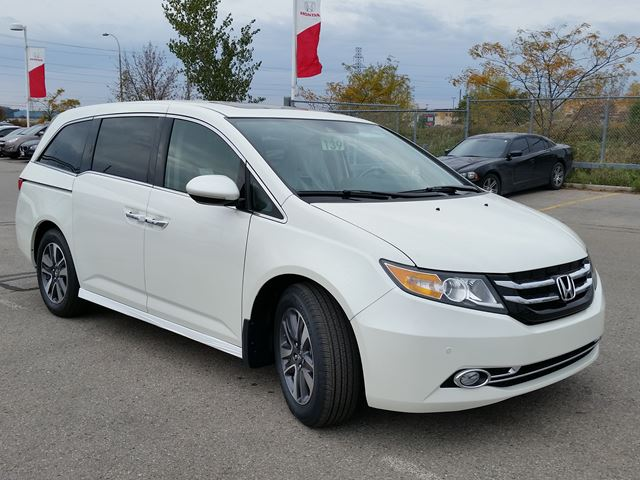 2016 honda odyssey touring whitby ontario car for sale