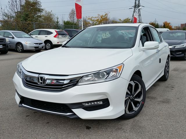 2016 honda accord ex l whitby ontario new car for sale. Black Bedroom Furniture Sets. Home Design Ideas