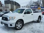 2008 Toyota Tundra DLX I FORCE V8 RWD w/dual-lid packer rear storage in Mississauga, Ontario