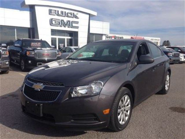 2011 chevrolet cruze lt turbo w 1sa port perry ontario. Black Bedroom Furniture Sets. Home Design Ideas