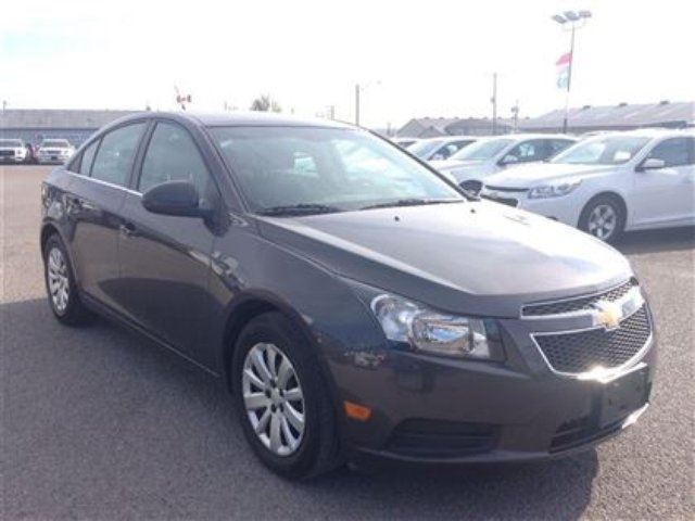 used 2011 chevrolet cruze lt turbo w 1sa port perry. Black Bedroom Furniture Sets. Home Design Ideas