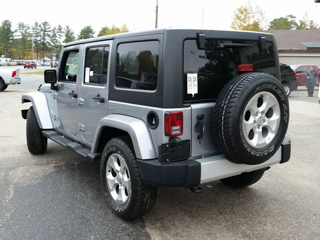 2015 jeep wrangler unlimited sahara gravenhurst ontario used car. Cars Review. Best American Auto & Cars Review