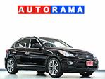 2012 Infiniti EX35 NAVIGATION 360 BACK UP CAM LEATHER SUNROOF AWD in North York, Ontario