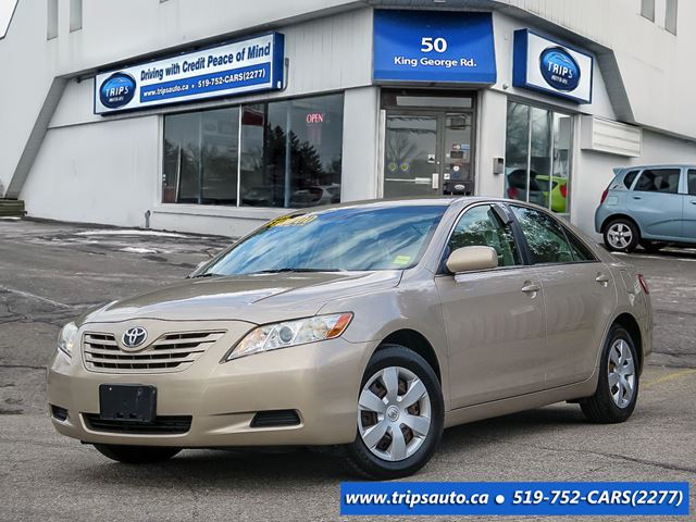 2008 toyota camry ce 5 speed automatic beige trips auto sales. Black Bedroom Furniture Sets. Home Design Ideas