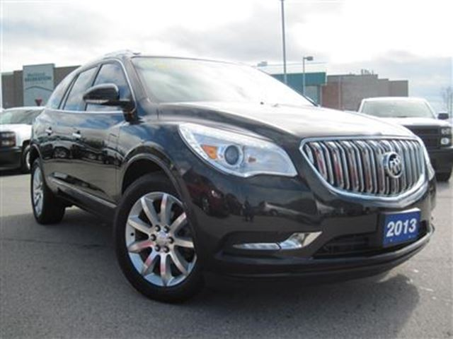 2013 Buick Enclave Premium in Goderich, Ontario
